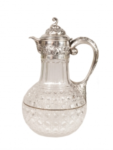 Wine Carafe, William Leuchars & Son, London, 1888