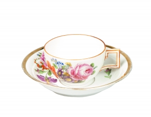Tea Cup, Meissen, 19th century