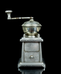 Coffee Grinder in Zakopane Style, early 20th century