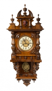 Wall Clock, late 19th century