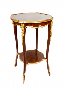 Side table, Louis XV, France, late 19th century