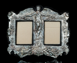 Photo Frame, Gustav Grohe, circa 1880
